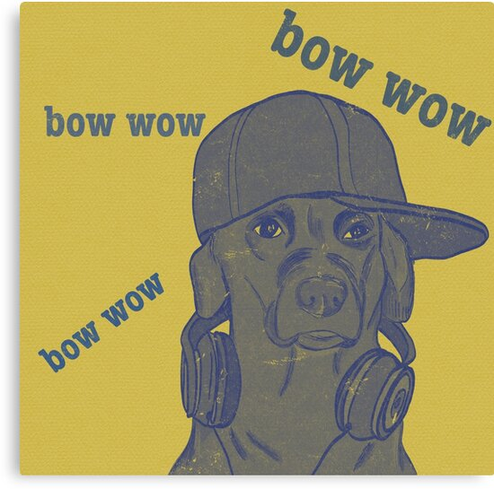 bow wow by Beni-Shoga-Ink
