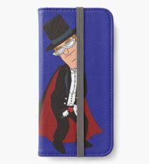 Tina Moon and Buttexdo Mask iPhone Wallet/Case/Skin