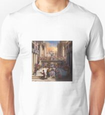 Cover Everybody by Logic Unisex T-Shirt