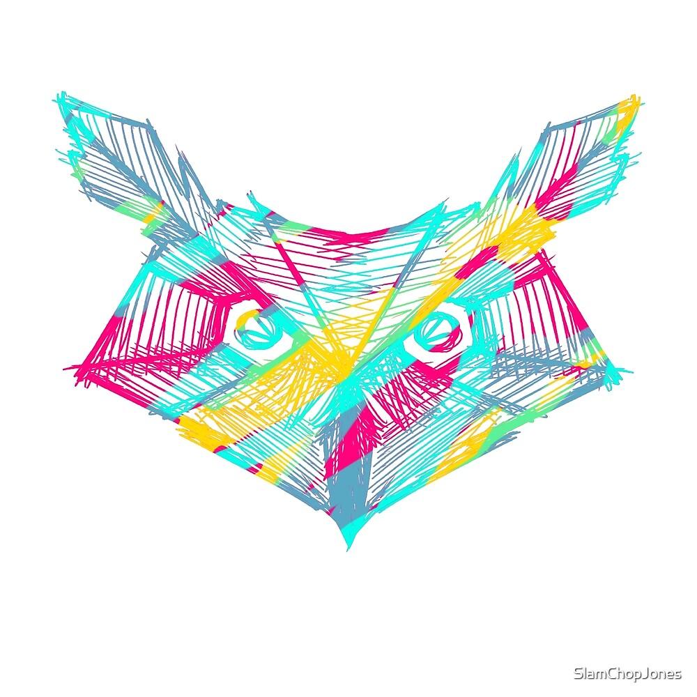 Owl by SlamChopJones