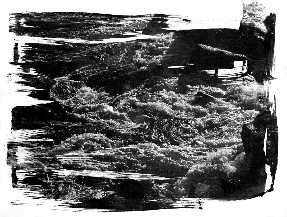 Breakwater by Mathew Reed
