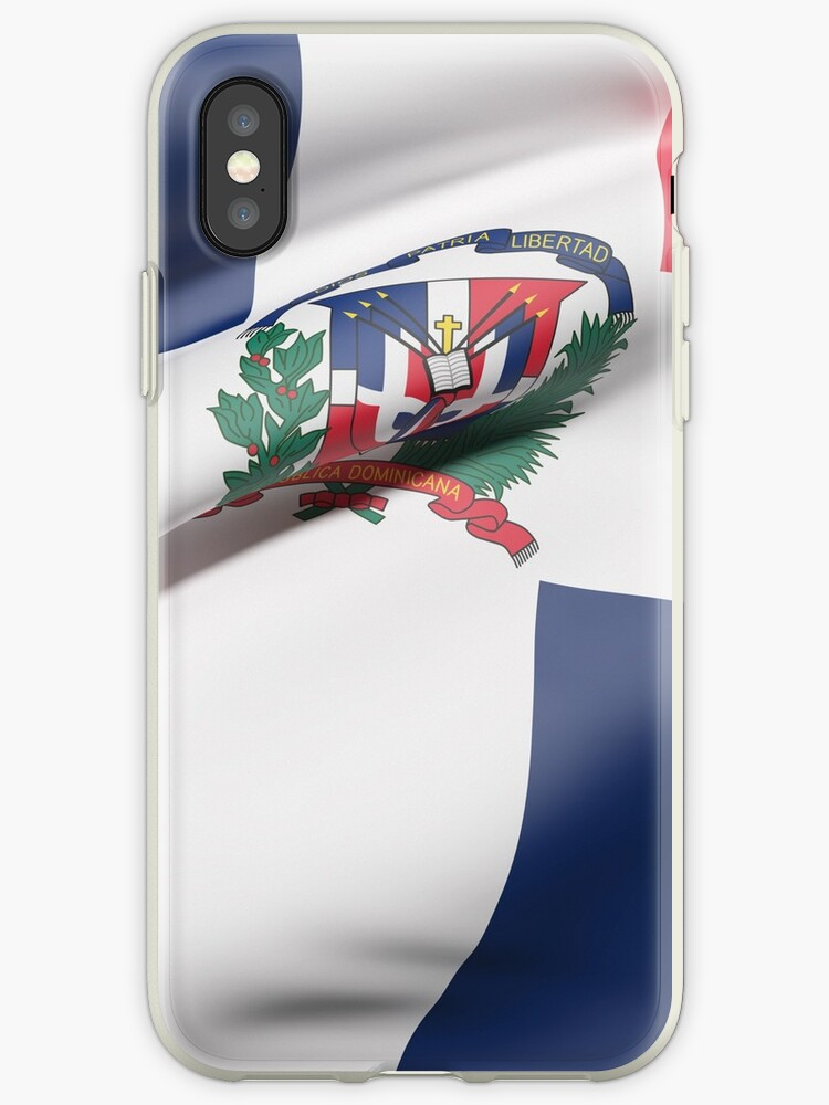 Dominican Republic flag by erllre74