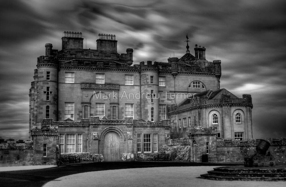 Culzean Castle by Mark Andrew Turner