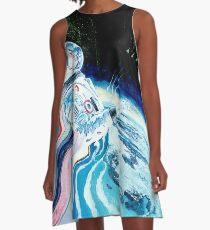 """Above and Beyond"" Artist: Nick Jaros A-Line Dress"