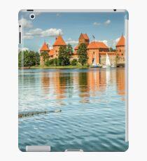 Trakai Castle in Lithuania iPad Case/Skin