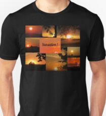 Sun and Sunrise Sensation Unisex T-Shirt