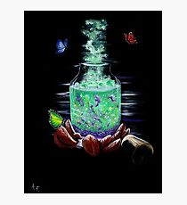 Magic Potion Photographic Print