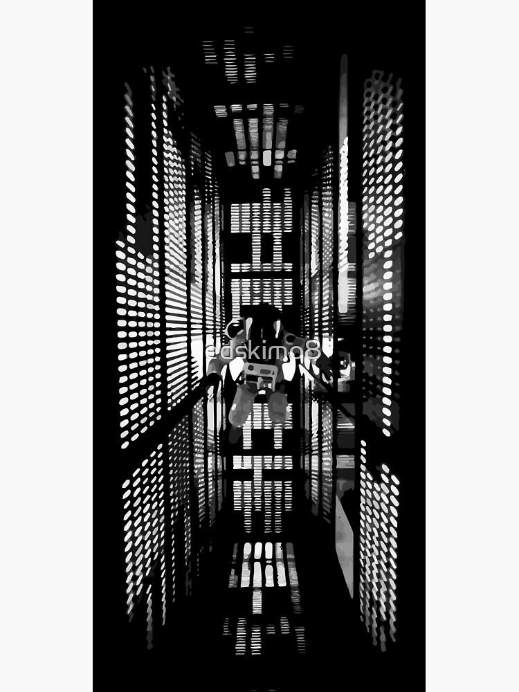 2001: A Space Odyssey (1968) by edskimo8