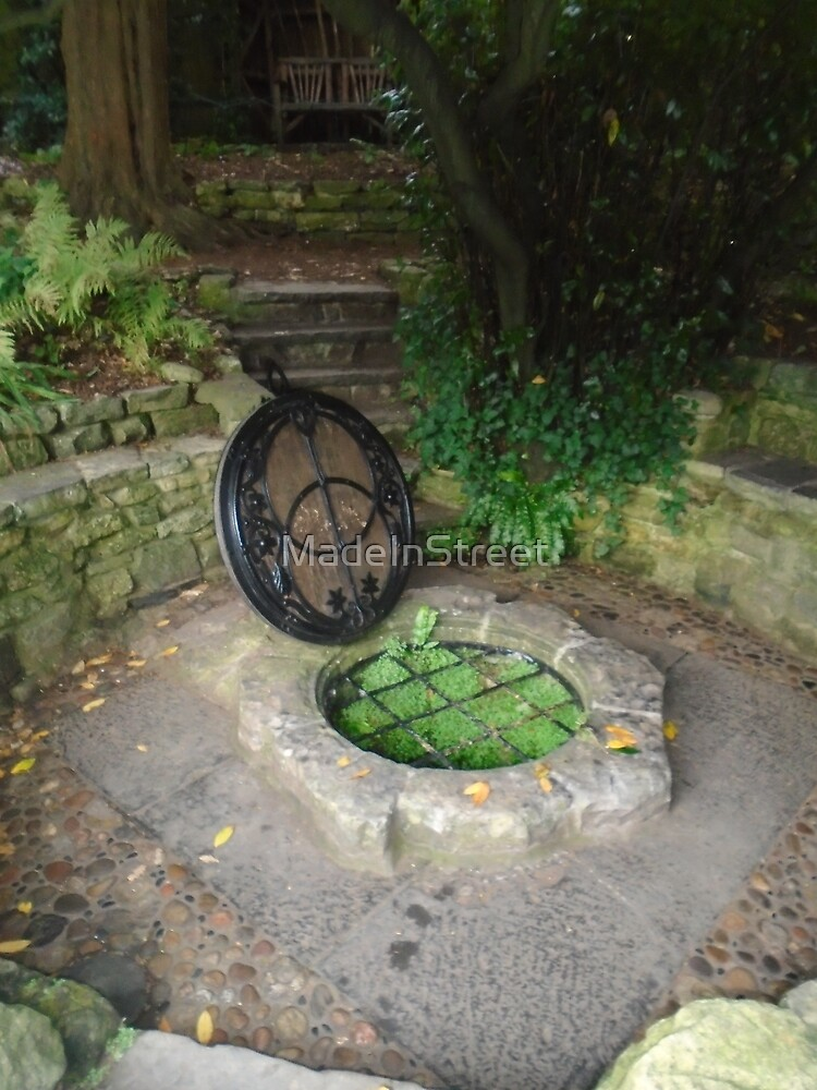 Chalice Well  by Karen Chard
