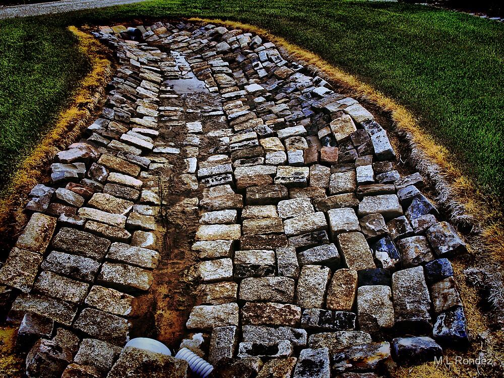 Follow the Brick Road by M L Rondez