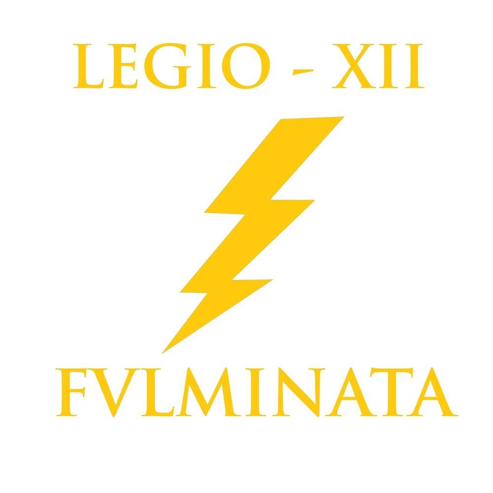Legio Fulminata by Andrea Mazzocchetti