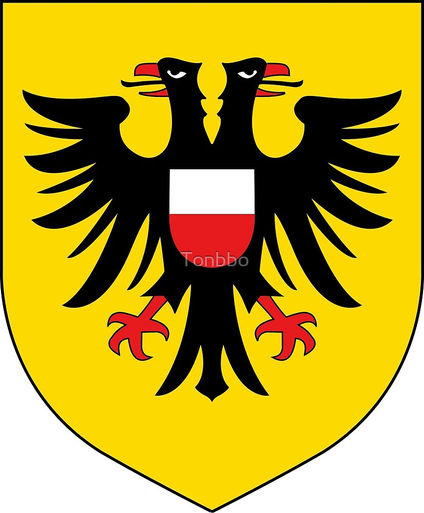 Lübeck, coat of arms by Tonbbo