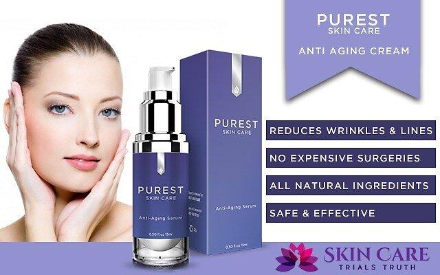 Purest Skin Care Anti Aging Serum by Skin Care Trials Truth