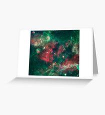 Stars Brewing in Cygnu X Greeting Card