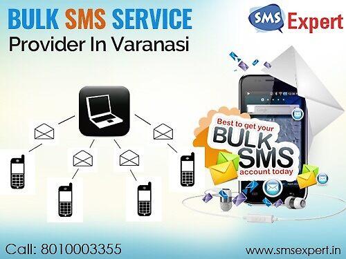 Bulk SMS Services Provider In Varanasi by anubhavgupta