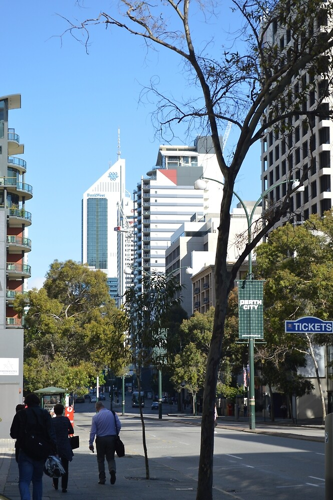 Perth Street by Kerry LeBoutillier