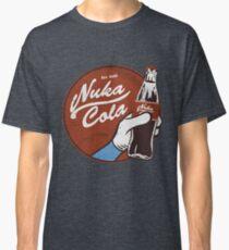 Fallout nuka cola logo, Classic T-Shirt