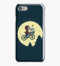 Friends to the end iPhone Case/Skin