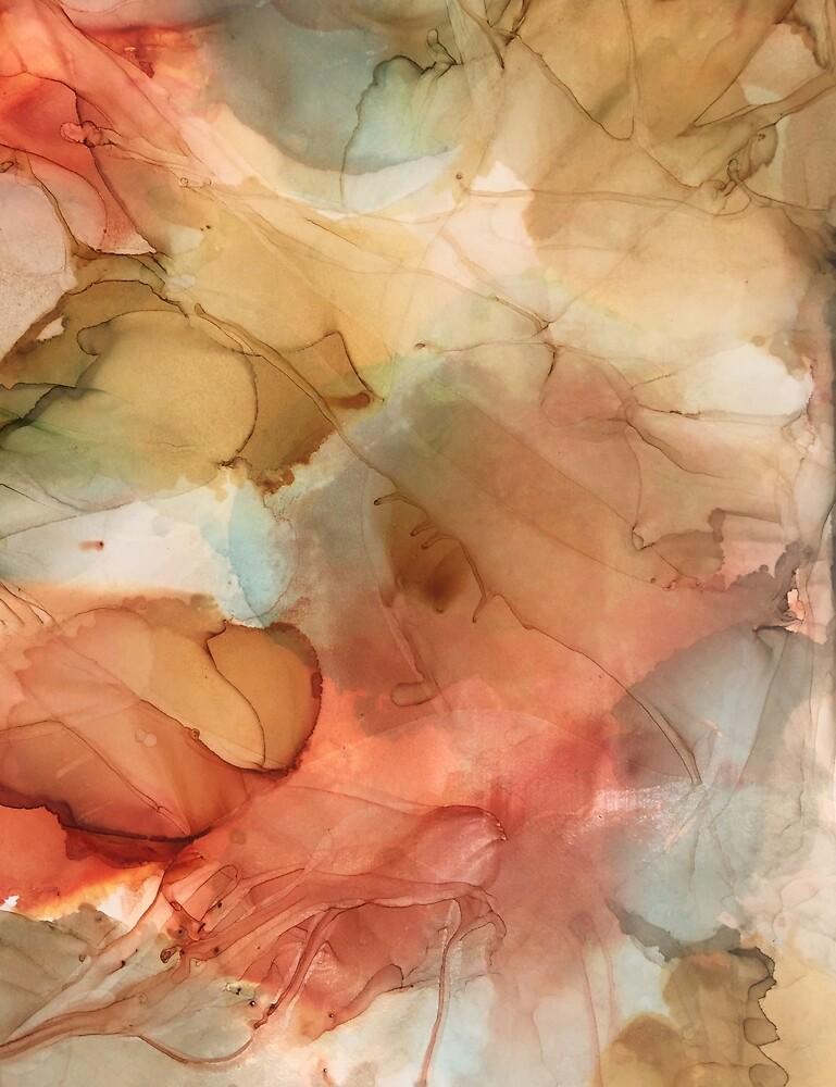 Flowing Softly by JannyD