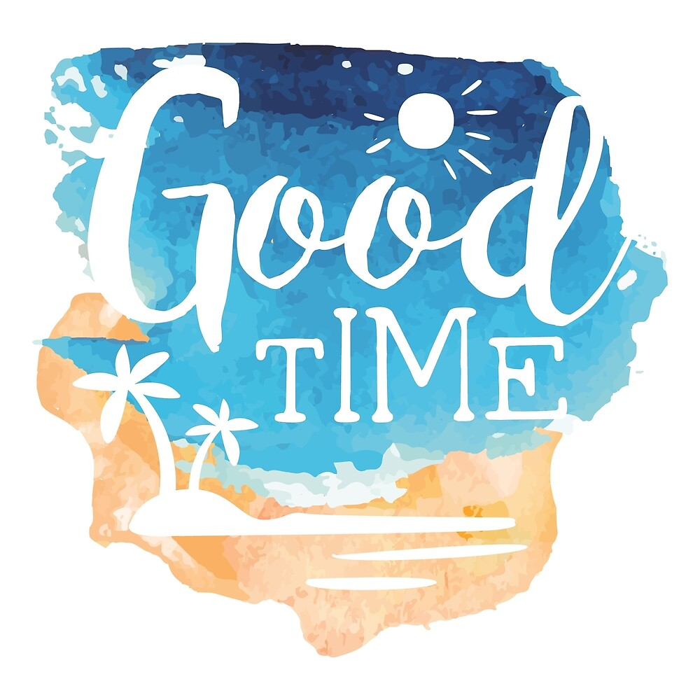 Good Time by topvectors