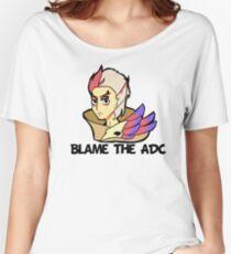 Camiseta ancha para mujer Rakan el encantador