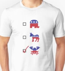 Vote Elder God! Unisex T-Shirt