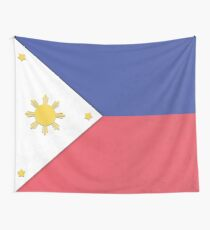 Philippines Wall Tapestry