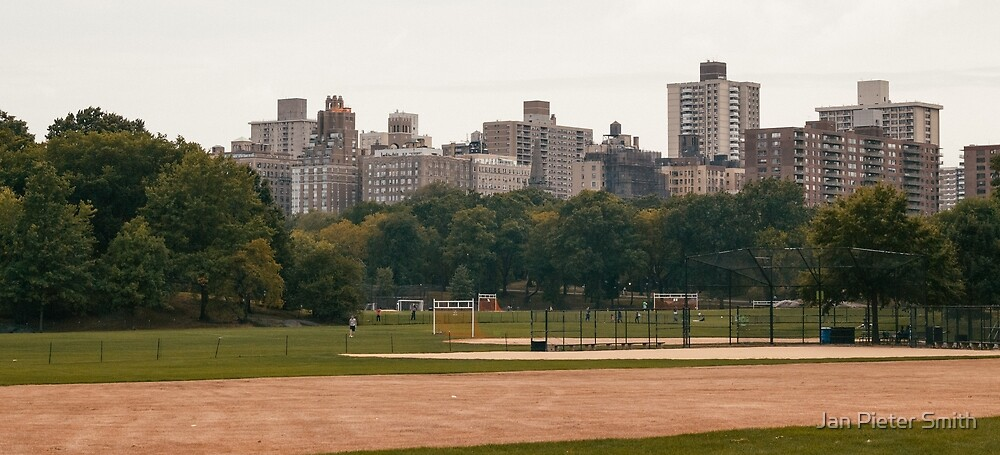Central Park, New York by Jan Smith