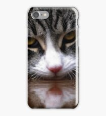 Water R… Cat! iPhone Case/Skin