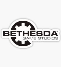 Dishonored: Death of the Outsider (BETHESDA LOGO) Sticker