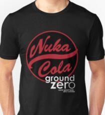 Fallout nuka cola Zero logo T-Shirt