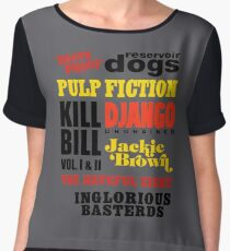 Tarantino Women's Chiffon Top