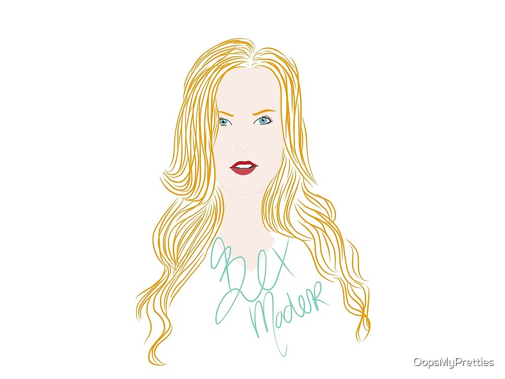 Rebecca Mader by OopsMyPretties