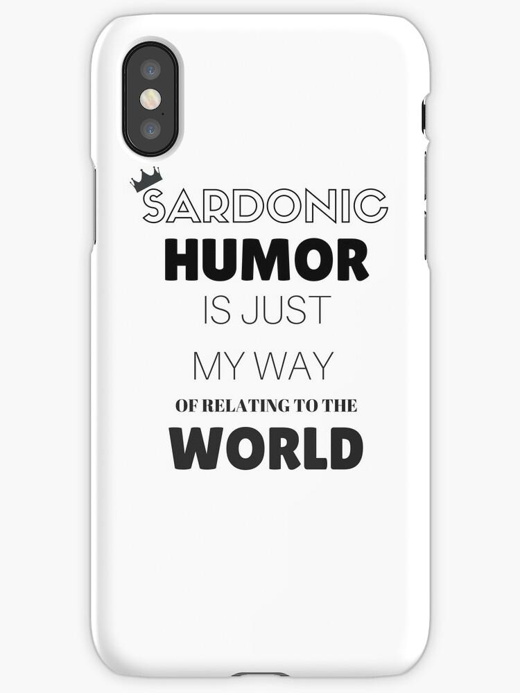 """Sardonic Humor - Jughead"