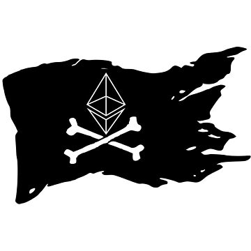 ethereum pirate flag by mikeblue7