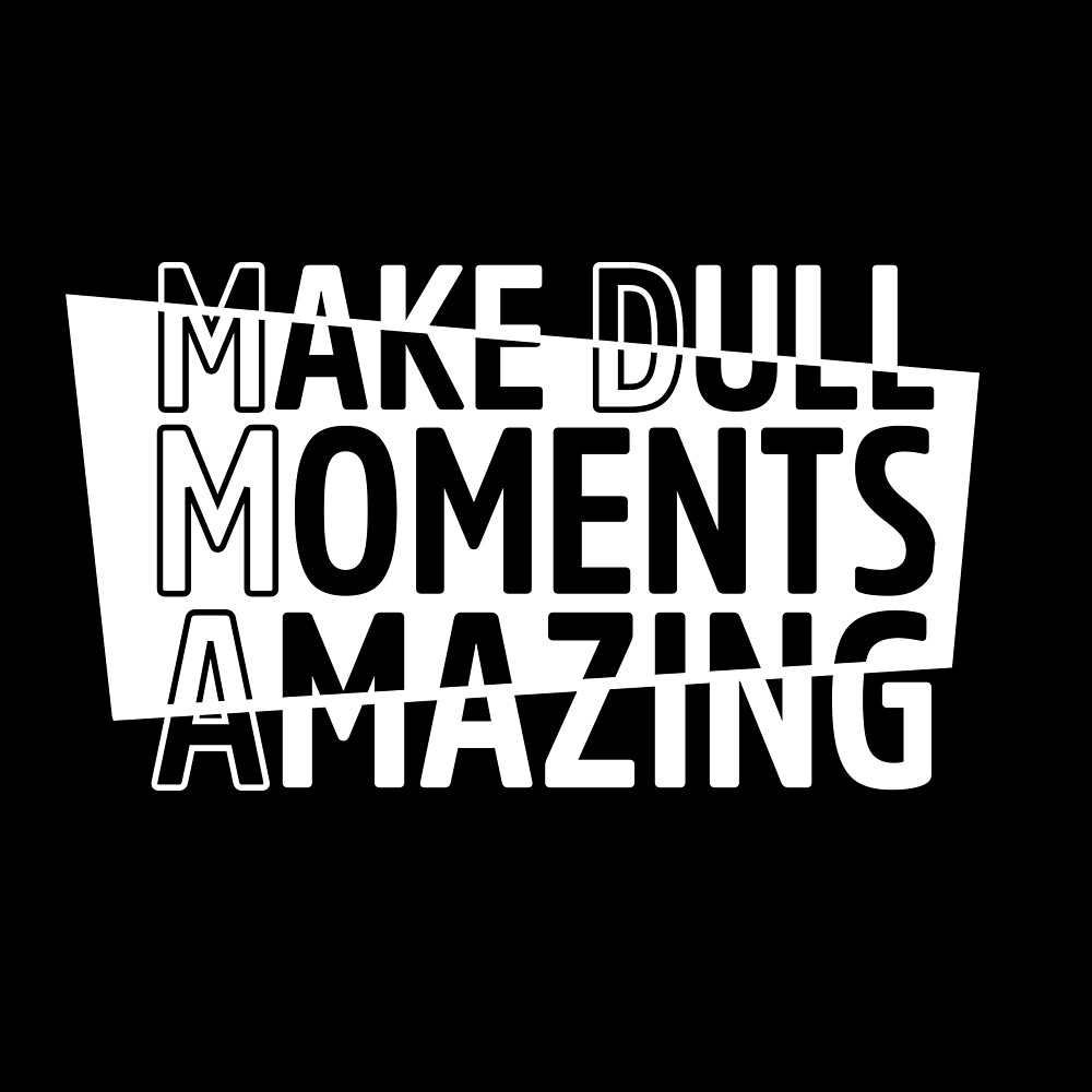 MDMA - Make Dull Moments Amazing  by Wave Lords United