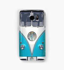 Retro, Nostalgic Hippie Van Samsung Galaxy Case/Skin