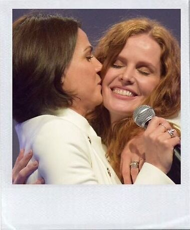 Rebecca Mader and Lana Parrilla by OopsMyPretties
