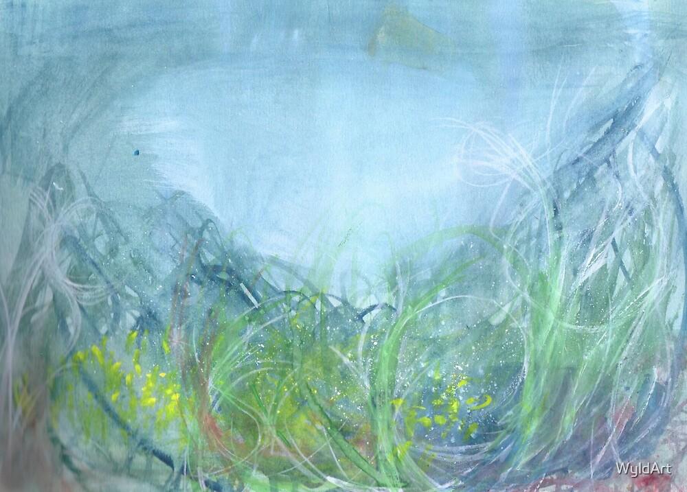 Wild grasses by WyldArt