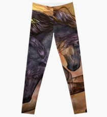 On sugar mountain  Leggings