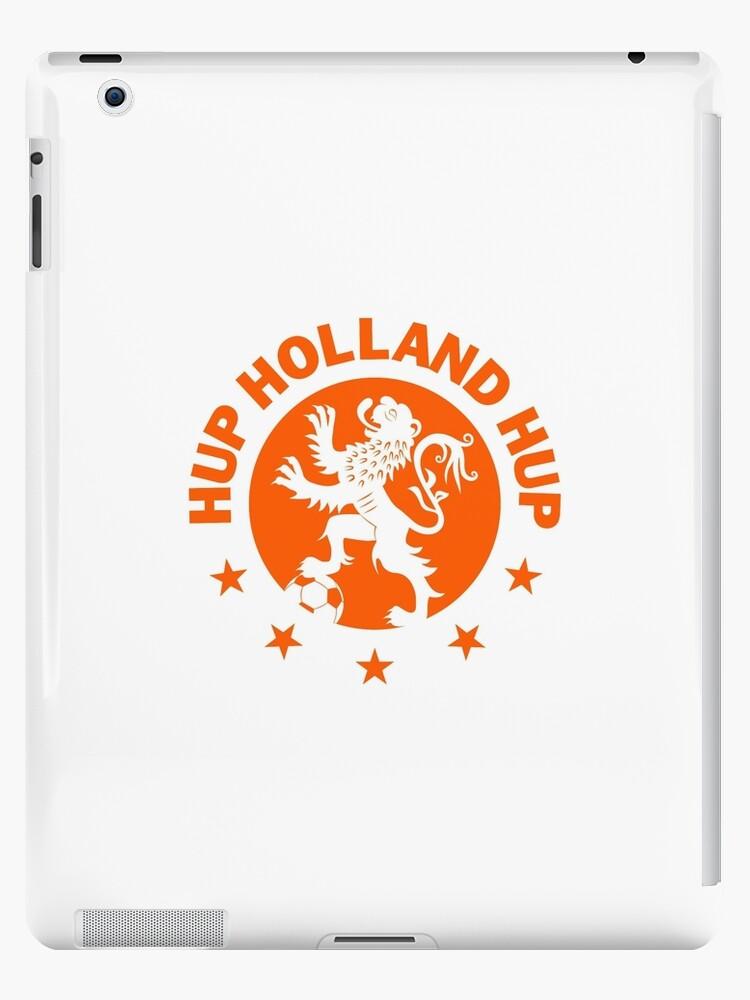 Hup Holland Orange Dutch Soccer Lion Netherlands Football by superdazzle
