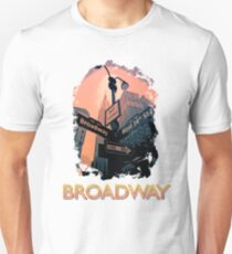 Broadway - New York City T-Shirt