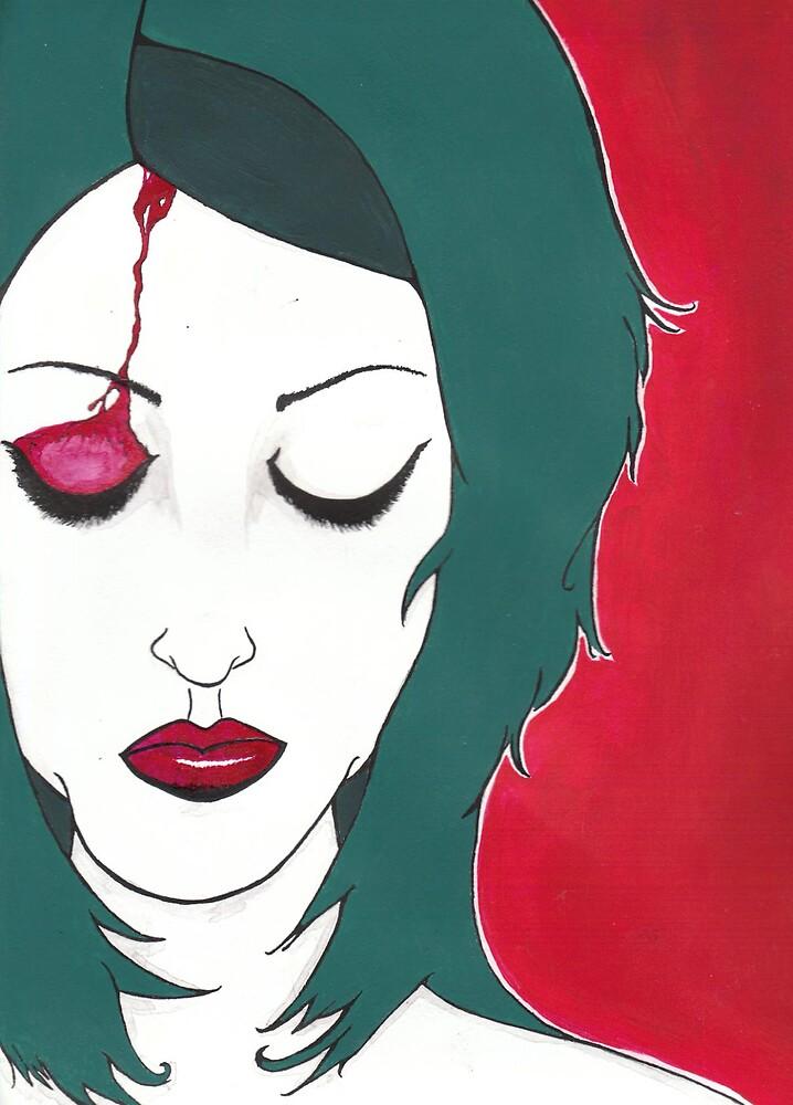 """Will you Bleed like Me?"" by Matt MacNabb"