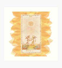 Il Sole Art Print