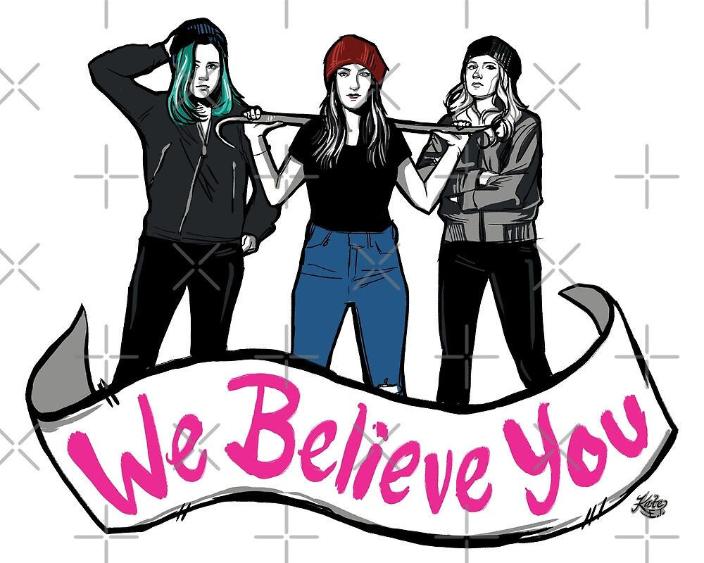 Sweet Vicious Trio 'We Believe You' by bdailey13