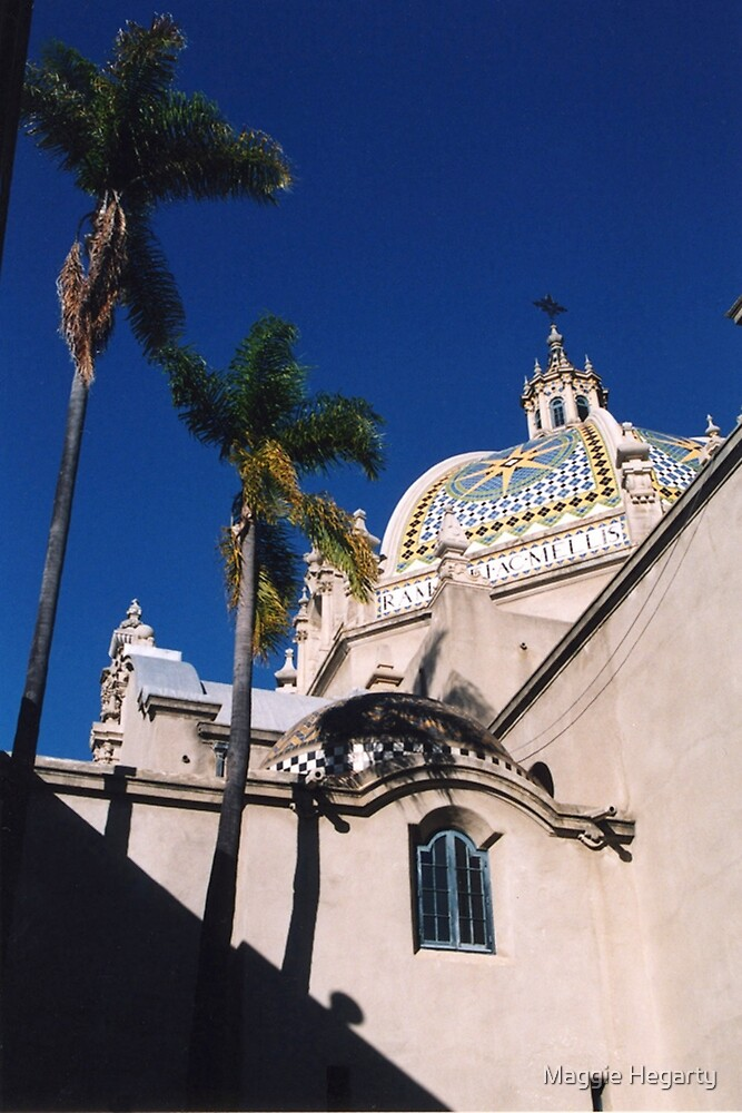 Balboa Park by Maggie Hegarty