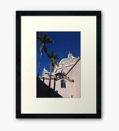Balboa Park Framed Print