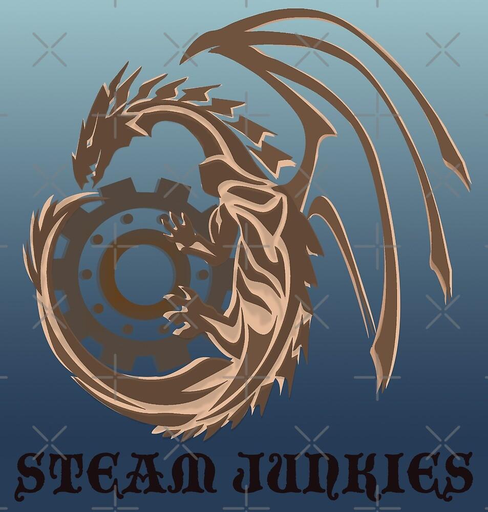 Steam Junkies by DrSkeletor
