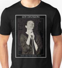 Joy Division Ian Curtis shirt  Unisex T-Shirt