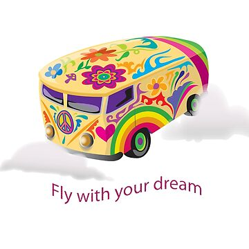 Fly With Your Dream by PANEZA